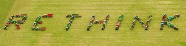 Rethink stavet med traktorer