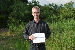 Vinder af Mascus' iPad konkurrende
