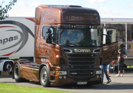 Scania R730 Trækker sælges