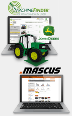 John Deere Machine Finder